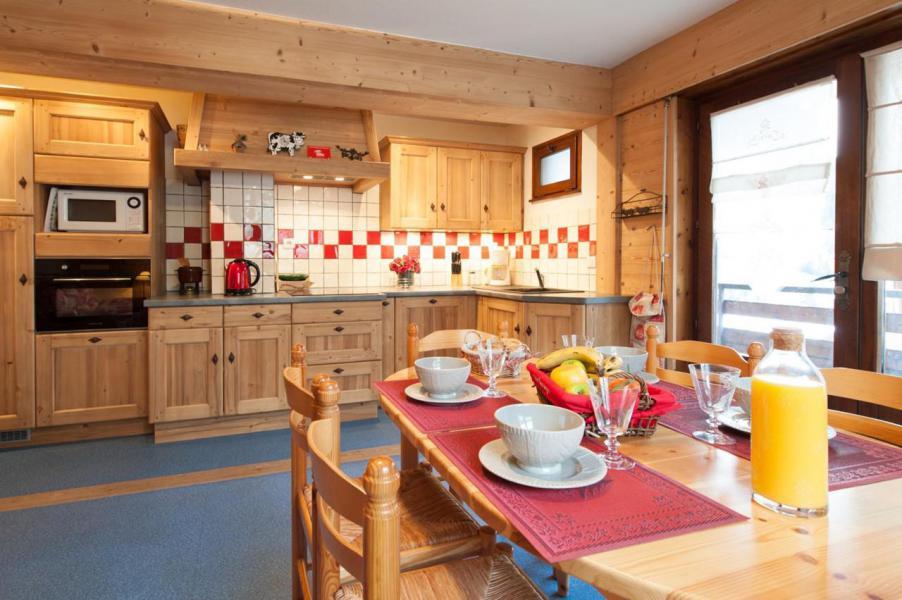 Wakacje w górach Apartament 3 pokojowy kabina 6 osób (2L) - La Résidence Bellachat - Le Grand Bornand