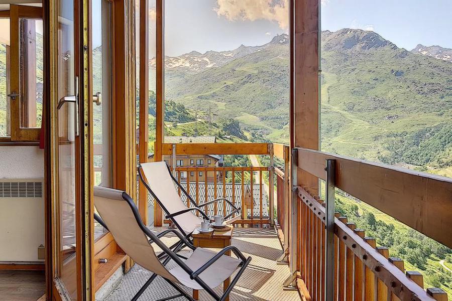 Holiday in mountain resort 2 room apartment sleeping corner 5 people (45) - La Résidence Bellevue - Les Menuires