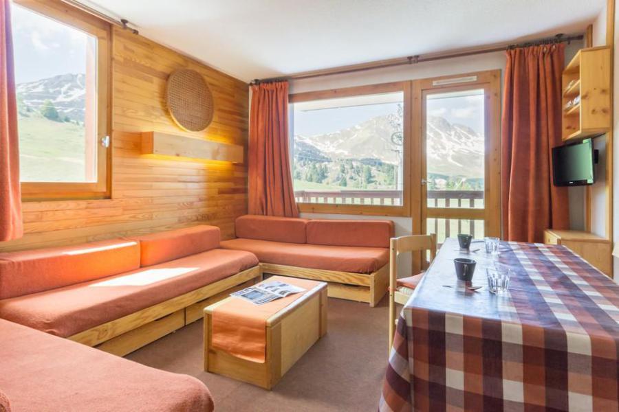 Vakantie in de bergen Appartement 2 kamers 5 personen (39) - La Résidence Belvédère - La Plagne