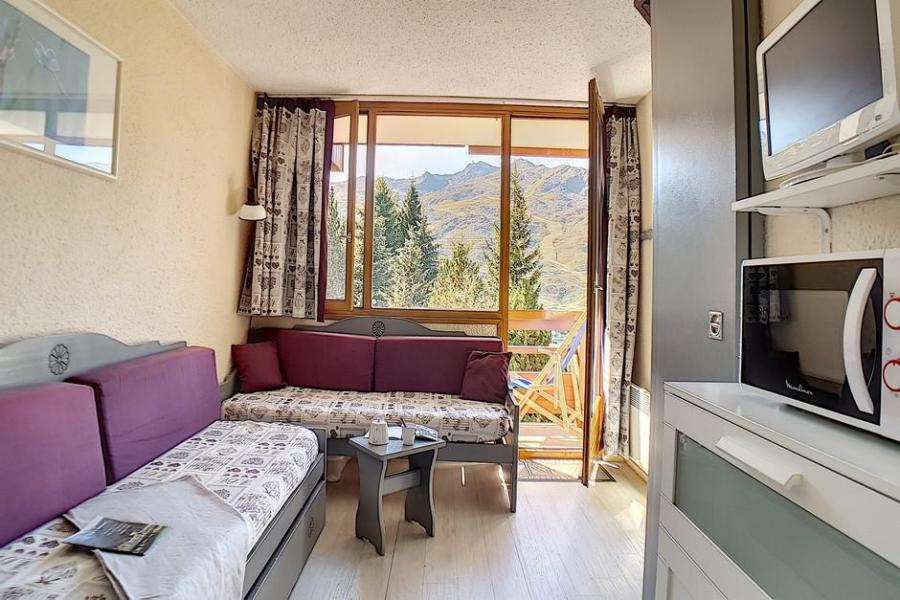 Holiday in mountain resort 2 room apartment 4 people (310) - La Résidence Boëdette - Les Menuires