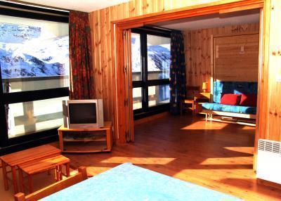 Vacances en montagne Appartement 3 pièces 8 personnes - La Résidence Brelin - Les Menuires - Séjour