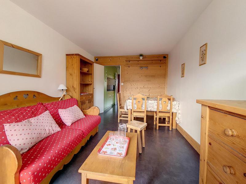 Vacaciones en montaña Apartamento 2 piezas para 6 personas (509) - La Résidence Burons - Les Menuires
