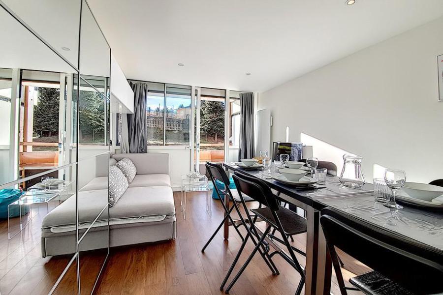 Wakacje w górach Apartament 2 pokojowy 4 osób (09) - La Résidence Burons - Les Menuires