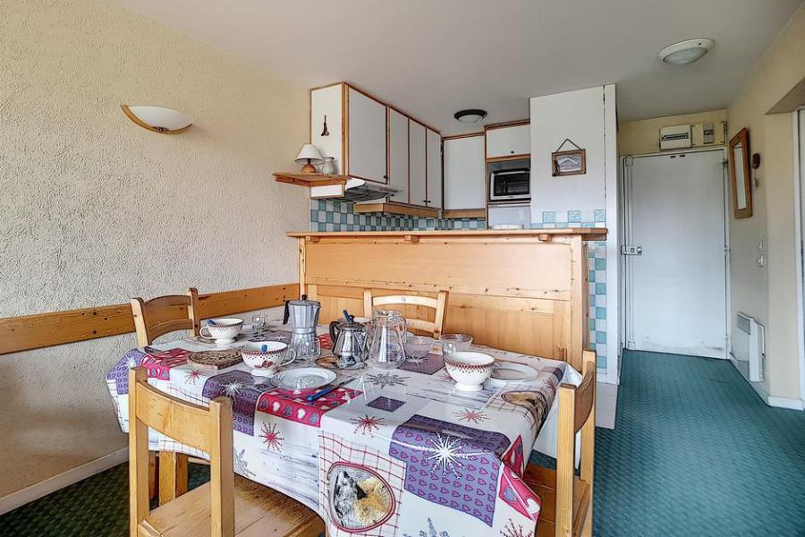 Vacaciones en montaña Apartamento 3 piezas para 6 personas (607) - La Résidence Burons - Les Menuires - Verano