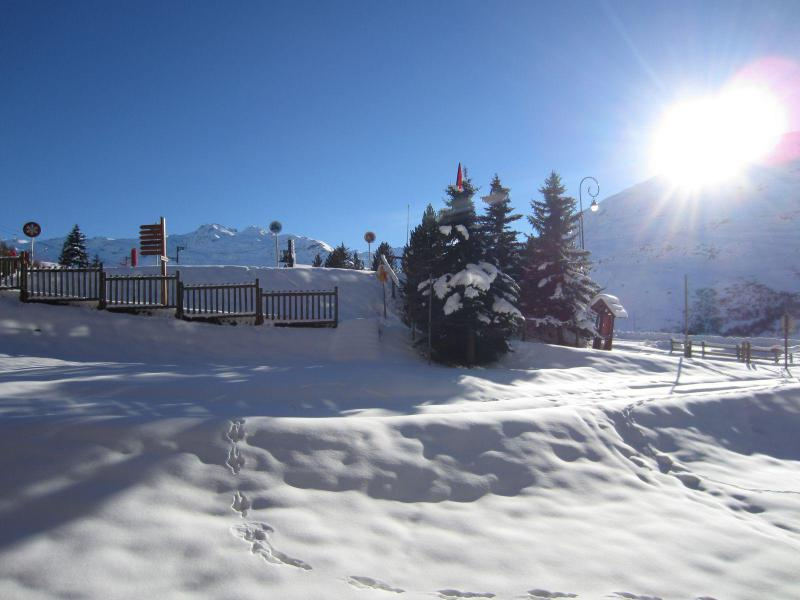 Vacaciones en montaña Estudio para 3 personas (06) - La Résidence Burons - Les Menuires