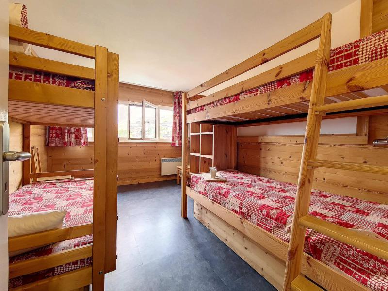 Wakacje w górach Apartament 2 pokojowy 6 osób (509) - La Résidence Burons - Les Menuires - Jadalnia