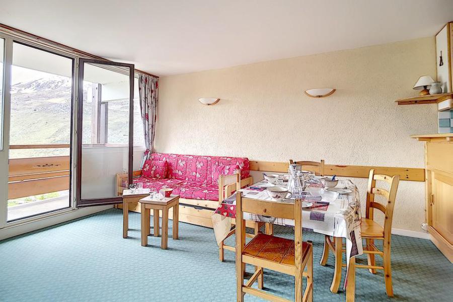 Wakacje w górach Apartament 3 pokojowy 6 osób (607) - La Résidence Burons - Les Menuires - Kabina