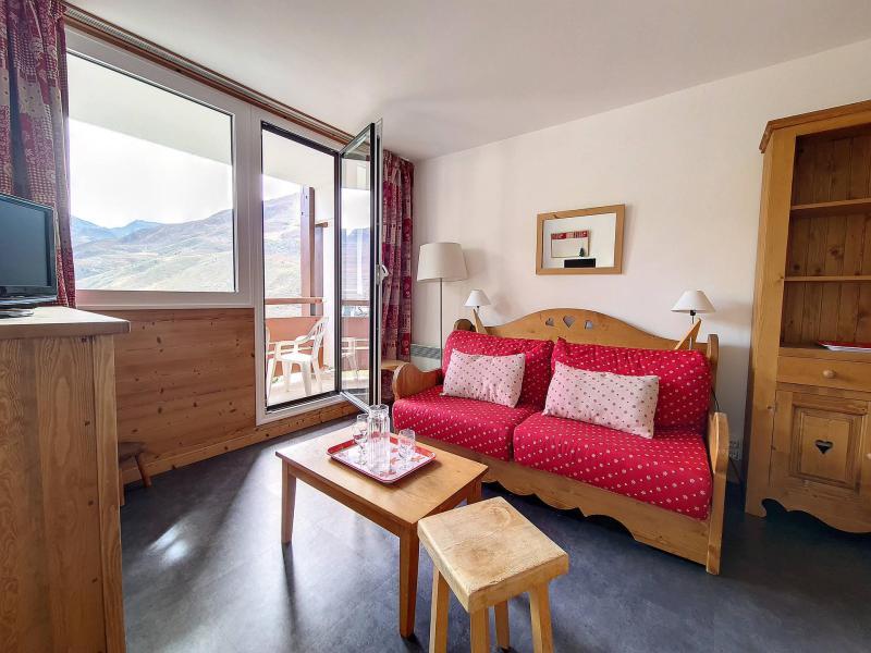 Vacaciones en montaña Apartamento 2 piezas para 6 personas (509) - La Résidence Burons - Les Menuires - Cuarto de baño