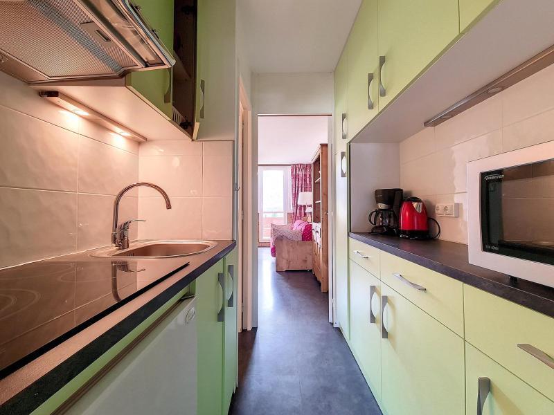 Vacaciones en montaña Apartamento 2 piezas para 6 personas (509) - La Résidence Burons - Les Menuires - Kitchenette
