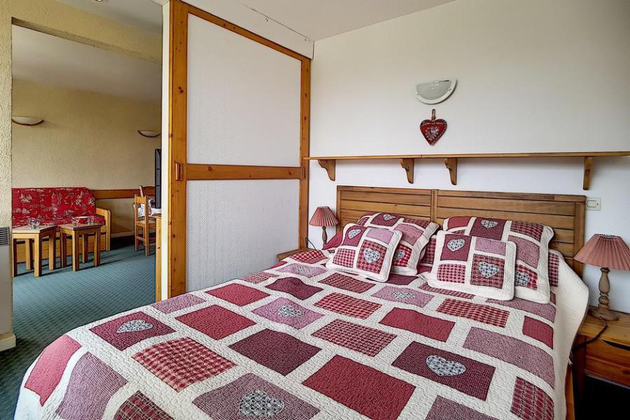 Vacaciones en montaña Apartamento 3 piezas para 6 personas (607) - La Résidence Burons - Les Menuires - Cuarto de baño con ducha