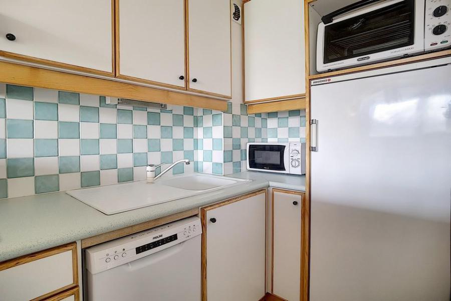 Vacaciones en montaña Apartamento 3 piezas para 6 personas (607) - La Résidence Burons - Les Menuires - Kitchenette