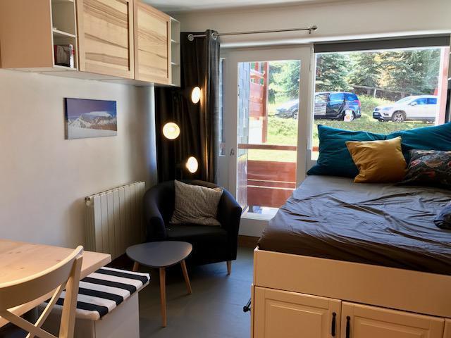 Vacaciones en montaña Estudio para 3 personas (06) - La Résidence Burons - Les Menuires - Alojamiento
