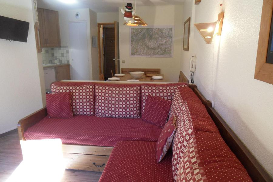 Holiday in mountain resort 3 room apartment 7 people (609) - La Résidence Callisto - La Plagne