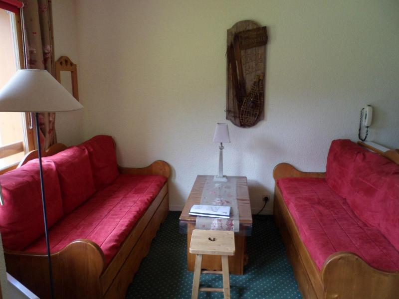 Holiday in mountain resort 2 room apartment 5 people (108) - La Résidence Callisto - La Plagne