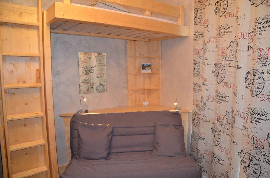 Vacances en montagne Appartement 2 pièces 4 personnes (1320) - La Résidence Caron - Les Menuires -