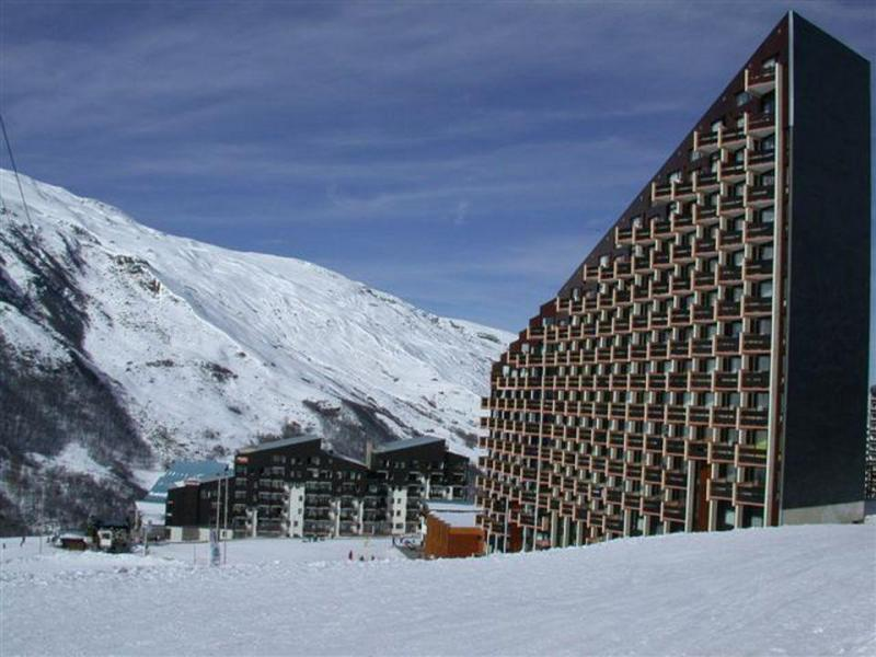 Vacances en montagne La Résidence Caron - Les Menuires