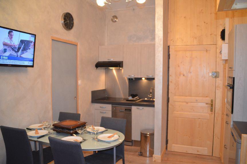 Vacances en montagne Appartement 2 pièces 4 personnes (1320) - La Résidence Caron - Les Menuires - Logement