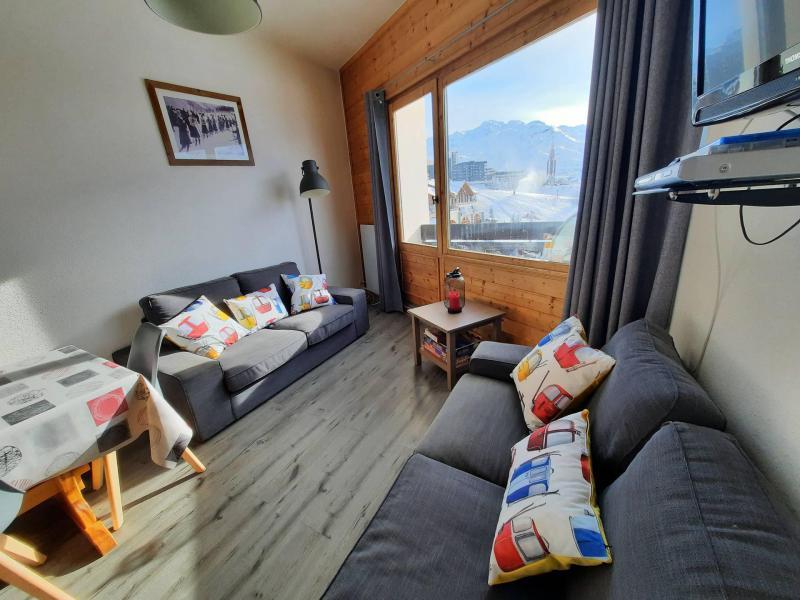 Vacances en montagne Appartement duplex 4 pièces 8 personnes (1518) - La Résidence Caron - Les Menuires - Cuisine