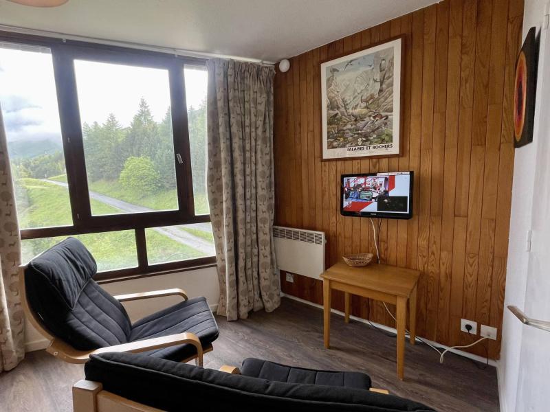 Vacances en montagne Studio coin montagne 4 personnes (820) - La Résidence Caron - Les Menuires - Logement