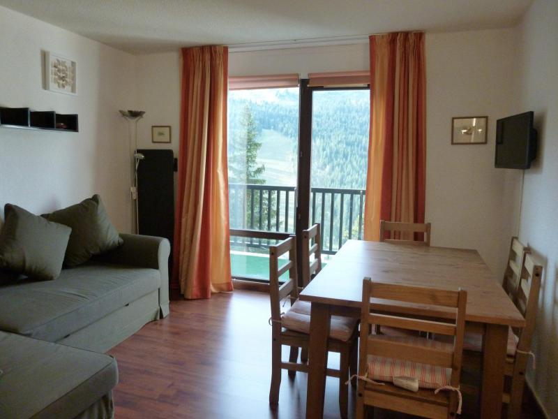 Vacances en montagne Appartement 2 pièces 5 personnes (439) - La Résidence Castor - Flaine