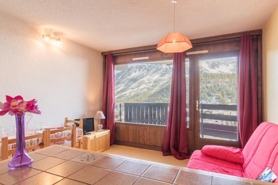 Vacances en montagne Studio coin montagne 4 personnes (NEG243) - La Résidence Chamoisière - Montgenèvre