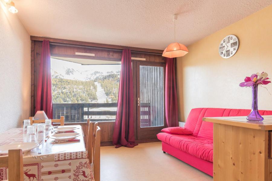 Vacances en montagne Studio coin montagne 4 personnes (NEG243) - La Résidence Chamoisière - Montgenèvre - Séjour