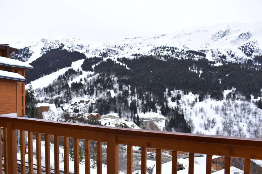 Holiday in mountain resort 4 room duplex apartment 6 people (15) - La Résidence Chanrossa - Méribel