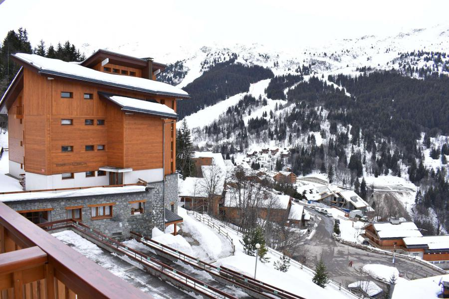 Holiday in mountain resort 4 room duplex apartment 6 people (15) - La Résidence Chanrossa - Méribel