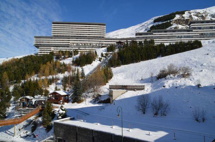 Vacances en montagne Studio 2 personnes (430) - La Résidence Chavière - Les Menuires