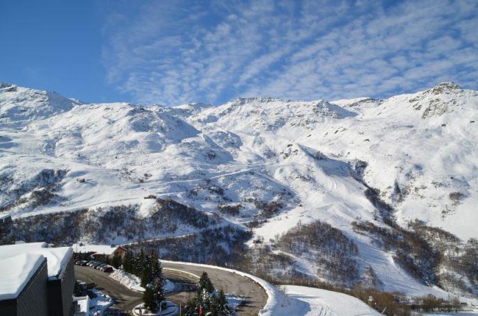 Vacances en montagne Studio 2 personnes (834) - La Résidence Chavière - Les Menuires
