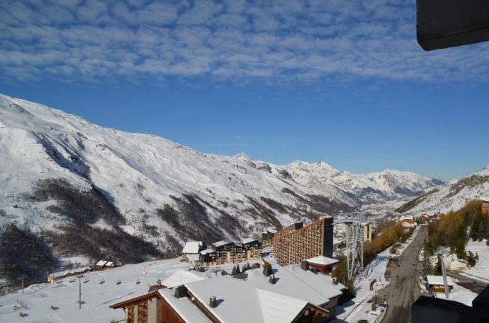 Vacances en montagne Studio 2 personnes (735) - La Résidence Chavière - Les Menuires
