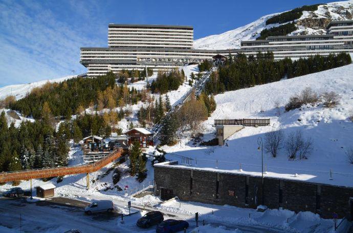 Vacances en montagne Studio 2 personnes (333) - La Résidence Chavière - Les Menuires