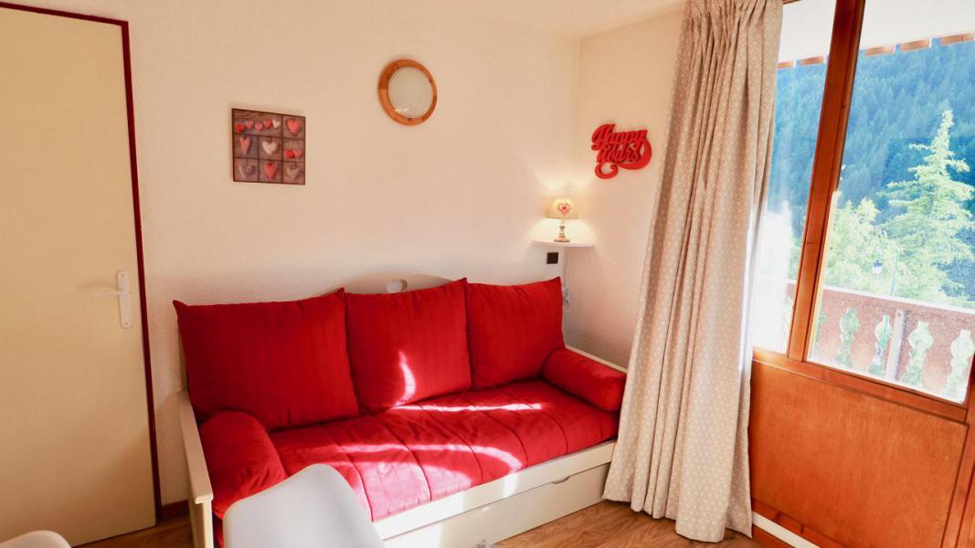 Vacaciones en montaña Apartamento 2 piezas para 4 personas (22) - La Résidence Chavière - Valfréjus - Sofá-cama