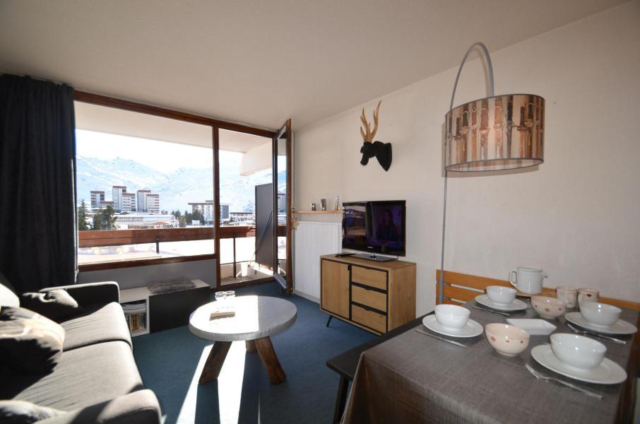 Vacances en montagne Appartement 2 pièces 4 personnes (223) - La Résidence Chavière - Les Menuires - Séjour