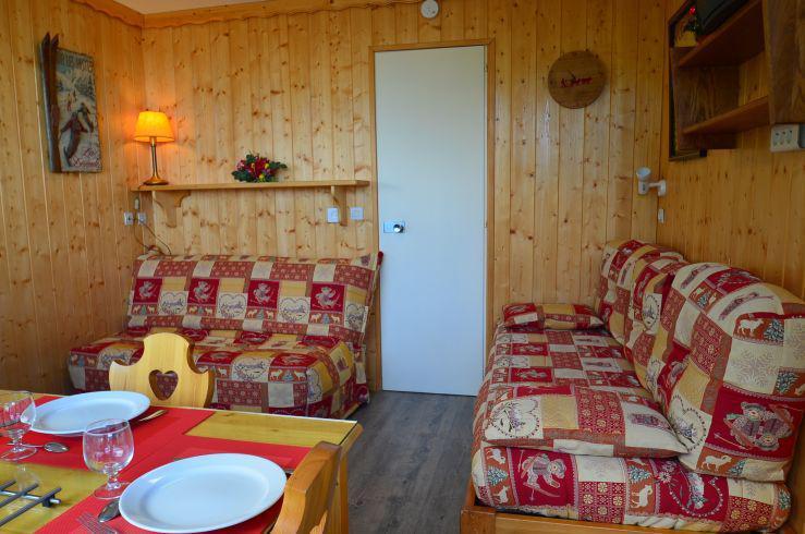 Vacances en montagne Studio 2 personnes (431) - La Résidence Chavière - Les Menuires - Logement