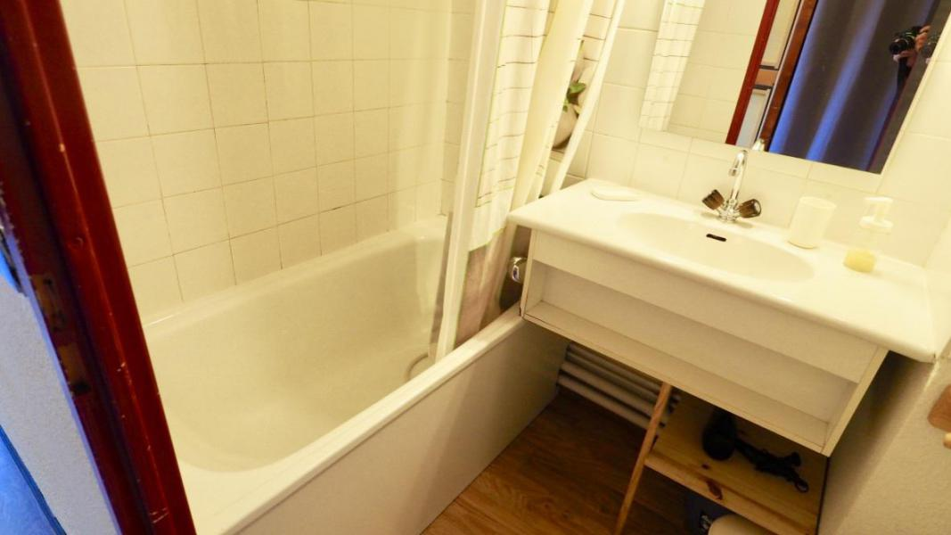 Vacances en montagne Studio coin montagne 4 personnes (39) - La Résidence Chavière - Valfréjus - Salle de bains
