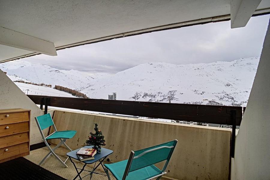 Vacances en montagne Logement 2 pièces 5 personnes (CB0412) - La Résidence Côte Brune - Les Menuires