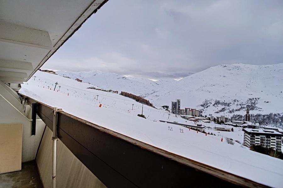 Vacances en montagne Logement 2 pièces 5 personnes (CB0410) - La Résidence Côte Brune - Les Menuires