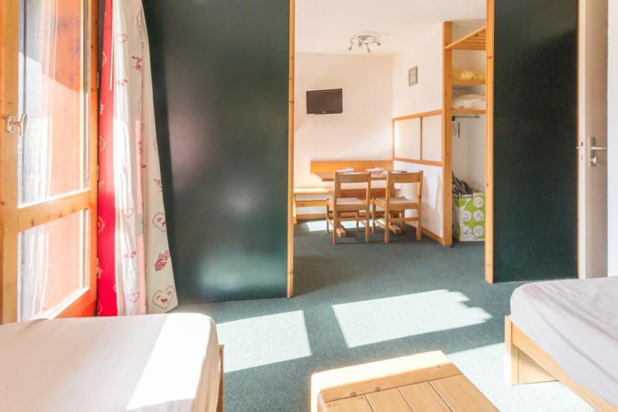 Holiday in mountain resort Studio 4 people (PEN23) - La Résidence des Pentes - Montchavin La Plagne - Bench seat