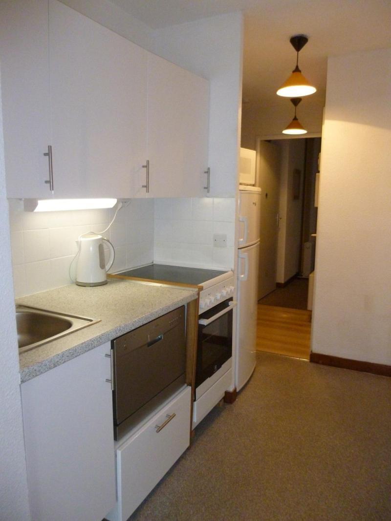 Vacances en montagne Appartement 3 pièces cabine 6 personnes (DOR314) - La Résidence Doris - Flaine
