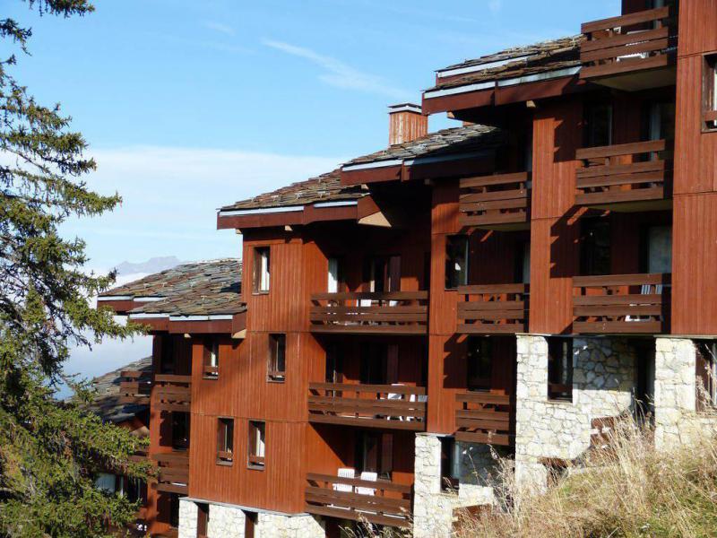 Vakantie in de bergen La Résidence Doronic - La Plagne