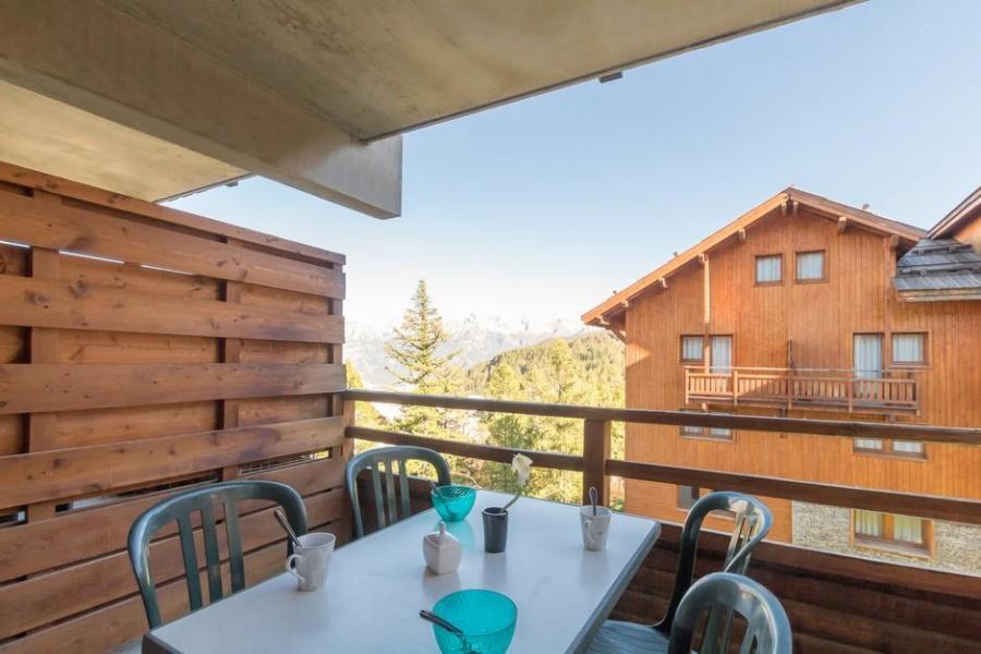 Location au ski Appartement 2 pièces 4 personnes (911) - La Résidence du Hameau des Ecrins - Puy-Saint-Vincent - Extérieur été