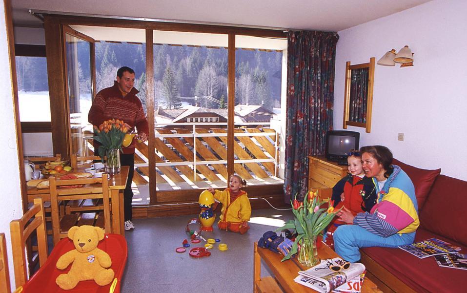 Vacances en montagne La Résidence du Téléphérique - Morzine - Logement