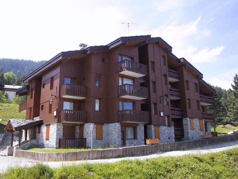 Vacaciones en montaña La Résidence Equerre - Montchavin La Plagne - Verano