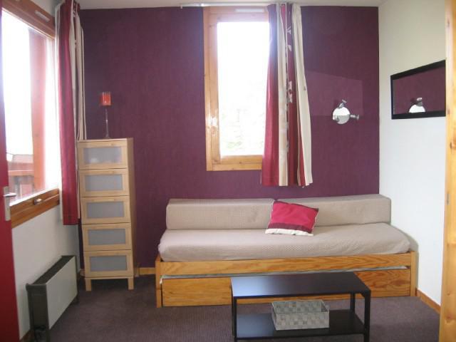 Vacances en montagne Studio 3 personnes (011) - La Résidence Equerre - Montchavin La Plagne