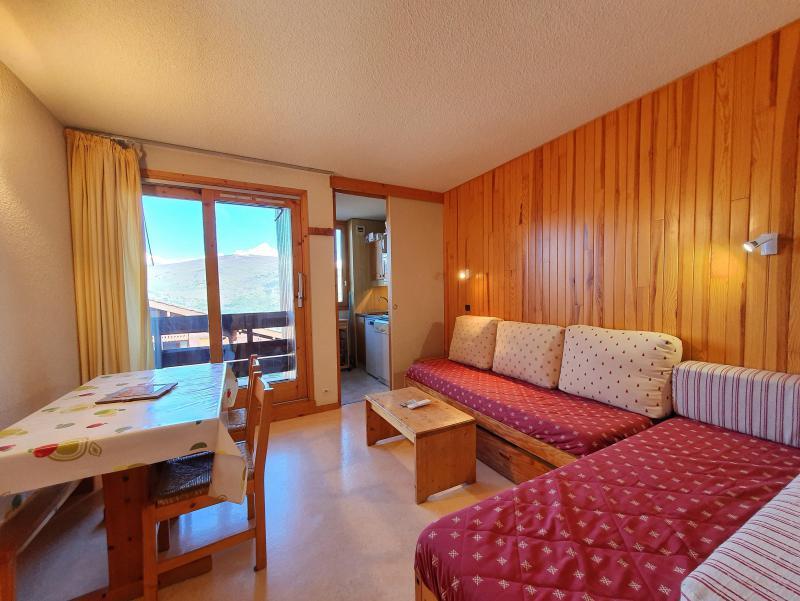 Vacances en montagne Appartement 2 pièces 4 personnes (016) - La Résidence Equerre - Montchavin La Plagne