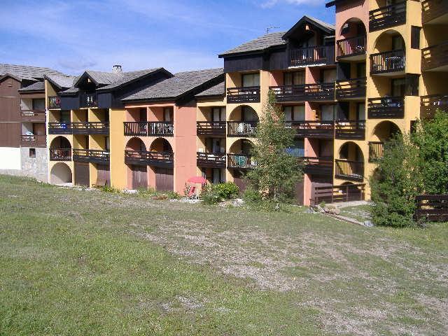 Location au ski La Residence Ferme D'augustin - Montgenèvre - Extérieur été