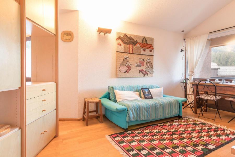 Holiday in mountain resort 2 room apartment sleeping corner 6 people (GIJ305) - La Résidence Ferme d'Augustin - Montgenèvre