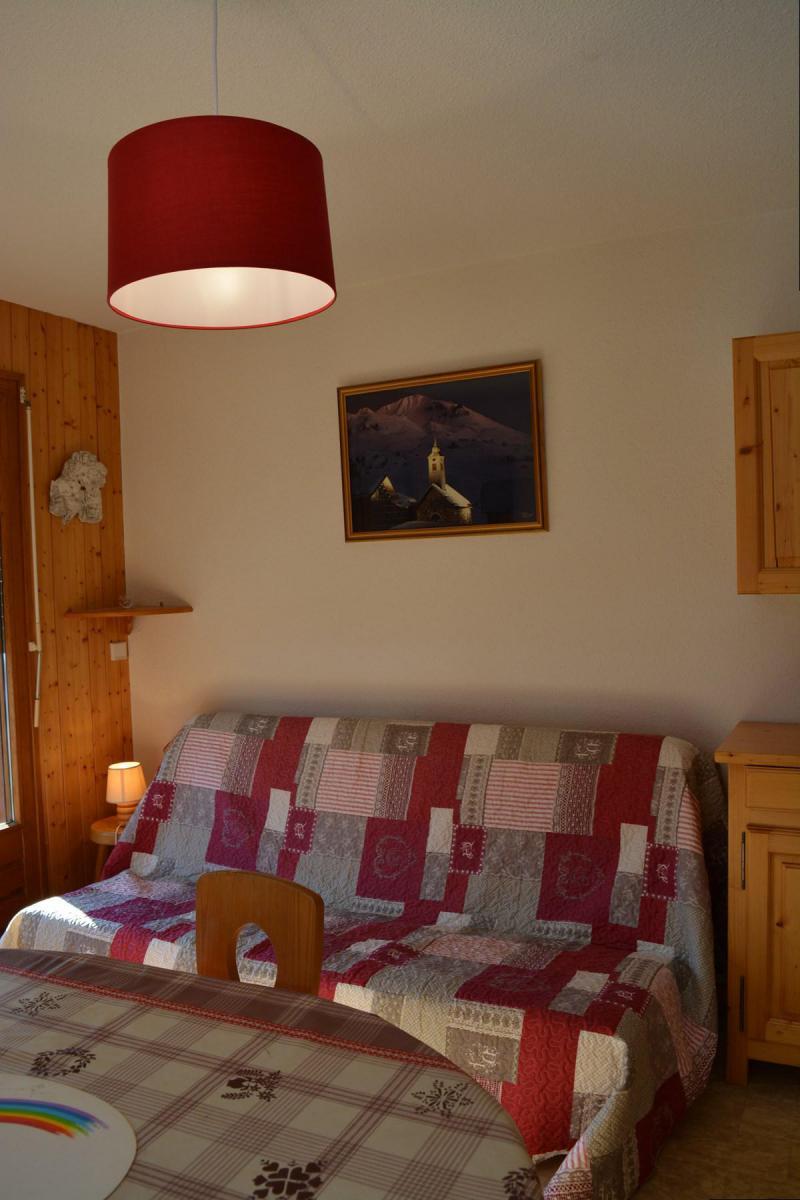 Wakacje w górach Apartament 2 pokojowy z alkową 6 osób (007) - La Résidence Florimontagne - Le Grand Bornand
