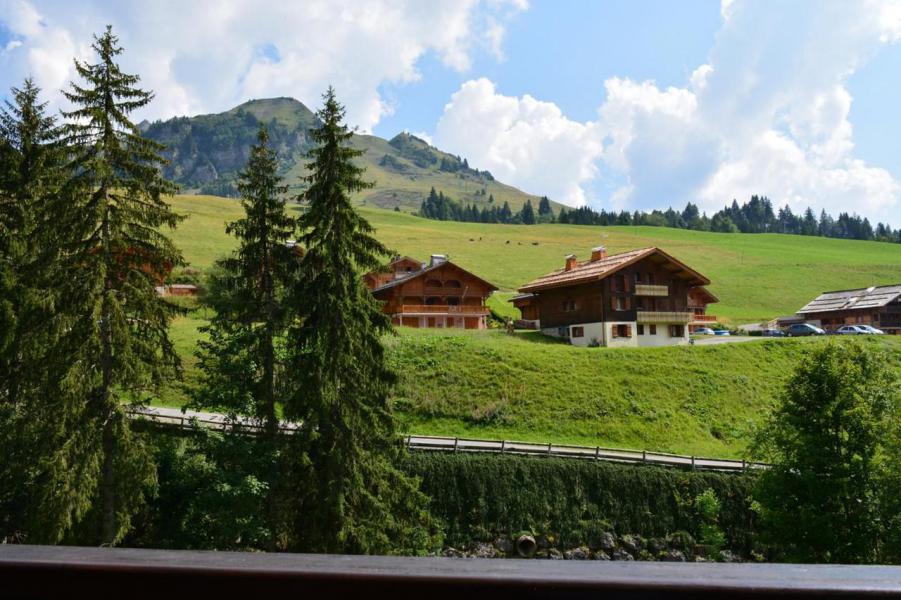 Wakacje w górach Studio kabina 5 osób (003) - La Résidence Florimontagne - Le Grand Bornand